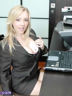 Мега секретарша