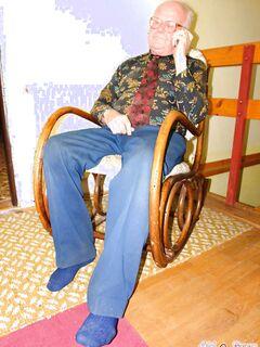 Дедуля хоть куда
