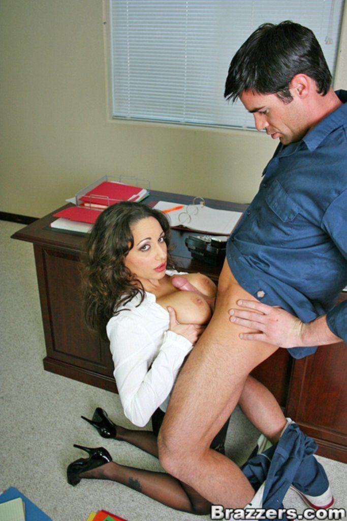 Секс на обед