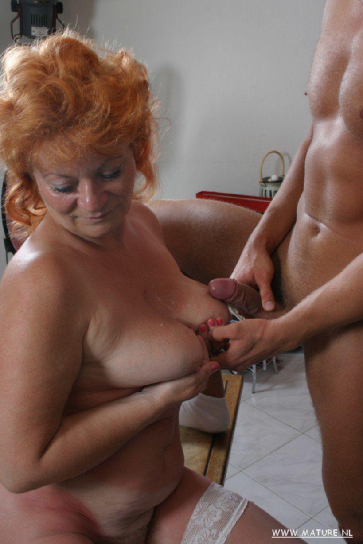 Мама + сын