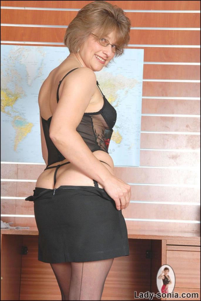 Порно учительница