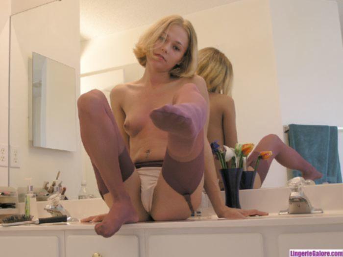 Порно в ванной