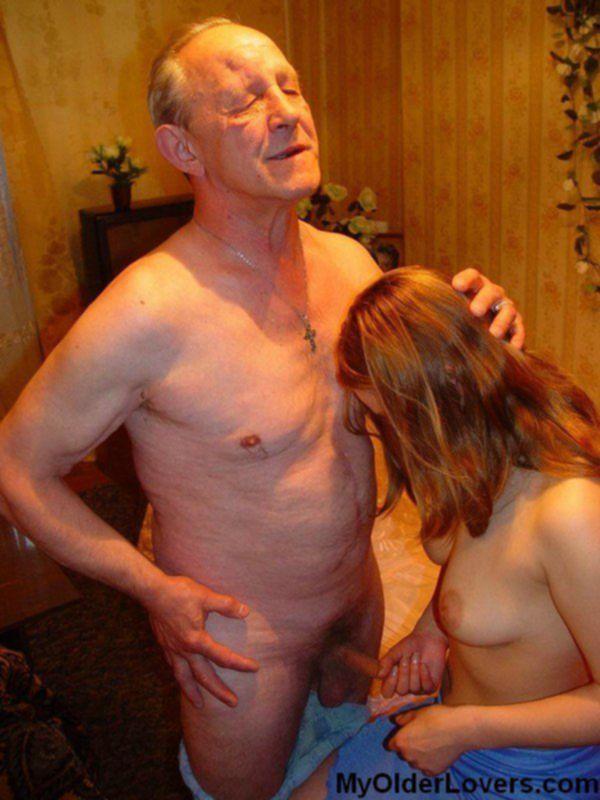 Страстный дедушка