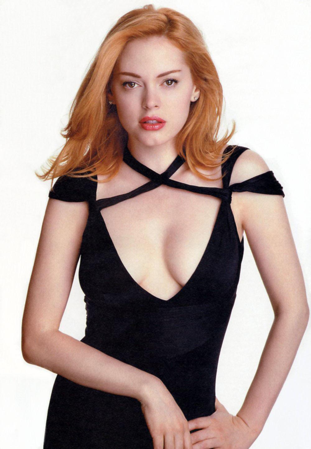 Роуз Макгоуэн